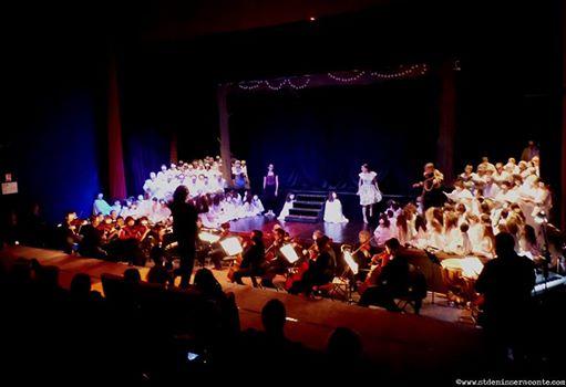 Opéra Orphée et Eurydice à Oléron